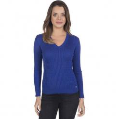 Giorgio Di Mare Sweter Damski M Niebieski. Niebieskie swetry damskie Giorgio di Mare, z materiału. Za 159.00 zł.