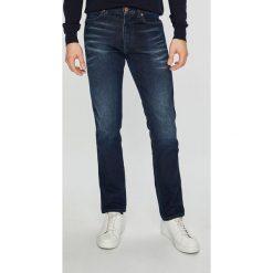 Wrangler - Jeansy Spencer. Niebieskie jeansy męskie Wrangler. Za 369.90 zł.