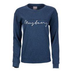 Mustang Bluza Damska Xs Niebieski. Niebieskie bluzy damskie Mustang, z bawełny. Za 295.00 zł.