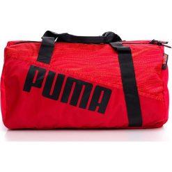 Puma Barrel 07381602 Torba różowo-czerwona (76190). Torby podróżne damskie Puma. Za 104.61 zł.