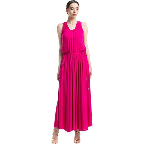 8ed1c1ebfe Sukienka w kolorze fuksji - Czerwone sukienki damskie marki BGL