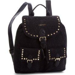 Plecak TWINSET - Zaino AA8PFN  Nero 00006. Czarne plecaki damskie Twinset, z materiału, eleganckie. Za 819.00 zł.