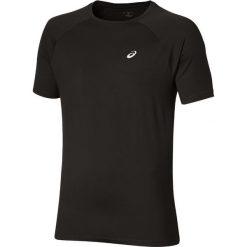 Asics Essential Training T-shirt 134771-0904. Czarne t-shirty męskie Asics, z materiału. W wyprzedaży za 69.99 zł.