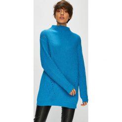 Medicine - Sweter Hand Made. Szare swetry damskie MEDICINE, z dzianiny. W wyprzedaży za 59.90 zł.