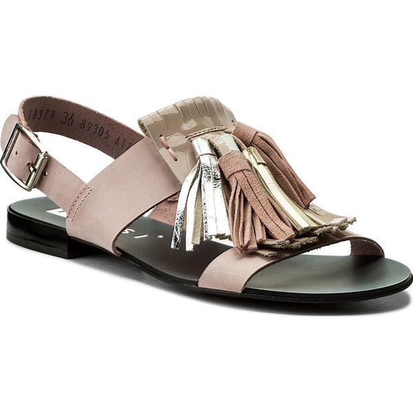 Sandały NESSI 18379 Róż 11