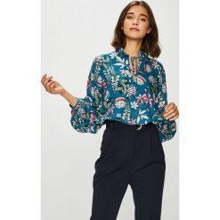 Medicine - Bluzka Vintage Revival. Szare bluzki damskie MEDICINE, z tkaniny, casualowe, z długim rękawem. Za 99.90 zł.