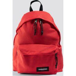 Eastpak Plecak Padded Pak'r - Red. Czerwone plecaki damskie Eastpak, w paski. Za 202.95 zł.