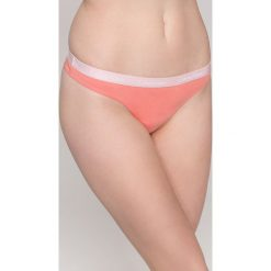 Calvin Klein Underwear - Stringi. Stringi damskie marki bonprix. Za 64.90 zł.