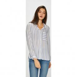 Haily's - Bluzka. Szare bluzki damskie Haily's, z materiału, z długim rękawem. W wyprzedaży za 69.90 zł.