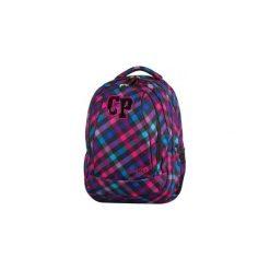 Plecak młodzieżowy 2w1 CoolPack Combo Scarlet. Czerwona torby i plecaki dziecięce Patio, z materiału. Za 137.00 zł.