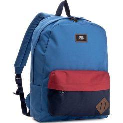 Plecak VANS - Old Skool II Backpack VN000ONIO9R Granatowy. Niebieskie plecaki damskie Vans, z materiału, sportowe. Za 139.00 zł.