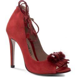 Szpilki BALDACCINI - 944500-7 Czerwony Zamsz. Szpilki damskie marki Clarks. W wyprzedaży za 249.00 zł.
