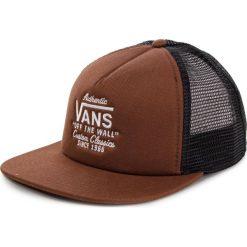 Czapka z daszkiem VANS - Galer Trucker VN0A31CD3N1 Demitasse 068. Brązowe czapki i kapelusze męskie Vans. Za 99.00 zł.