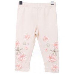 Primigi Legginsy Dziewczęce 92 Beżowy. Brązowe legginsy dla dziewczynek Primigi, z jeansu. W wyprzedaży za 49.00 zł.