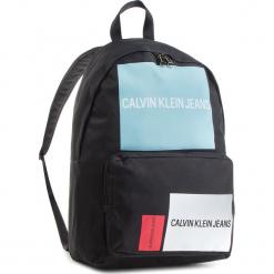 Plecak CALVIN KLEIN JEANS - Sport Essential Cp Bp 45 K40K400882 910. Czarne plecaki damskie Calvin Klein Jeans, z jeansu, sportowe. Za 399.00 zł.