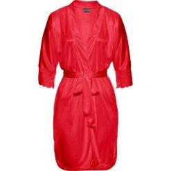 Szlafrok kimono bonprix czerwony. Szlafroki damskie marki NABAIJI. Za 89.99 zł.