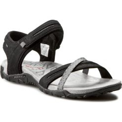 Sandały MERRELL - Terran Cross II J55306 Black. Sandały damskie marki bonprix. W wyprzedaży za 179.00 zł.
