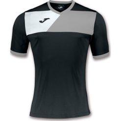 Joma sport Koszulka piłkarska Crew II czarna r. S (100611.111). T-shirty i topy dla dziewczynek Joma sport. Za 55.00 zł.
