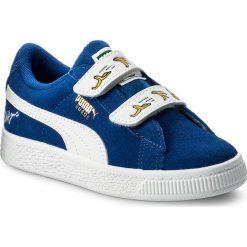 Półbuty PUMA - Minions Suede V Ps 365528 02 Olympian Blue/Puma White. Półbuty chłopięce marki Gino Rossi. W wyprzedaży za 179.00 zł.