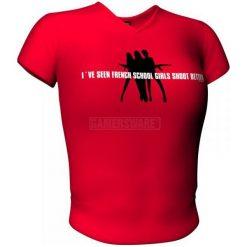 GamersWear SCHOOLGIRLS Top czerwona (L) ( 5108-L ). Czerwone t-shirty i topy dla dziewczynek GamersWear. Za 73.19 zł.