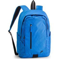 Plecak NIKE - BA5532 403. Niebieskie plecaki damskie Nike, z materiału, sportowe. Za 119.00 zł.