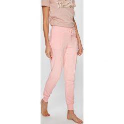 Undiz - Spodnie piżamowe. Szare piżamy damskie Undiz, z bawełny. W wyprzedaży za 59.90 zł.