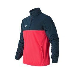 Kurtka treningowa MT630143GXY. Czerwone kurtki sportowe męskie New Balance, na jesień, z materiału. Za 299.99 zł.