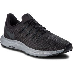 Buty NIKE - Quest AA7403 002 Black/Anthracite/Cool Grey. Czarne buty sportowe męskie Nike, z materiału. W wyprzedaży za 249.00 zł.