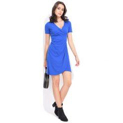 Fille Du Couturier Sukienka Damska Tango 36 Niebieski. Czerwone sukienki damskie Fille Du Couturier. Za 299.00 zł.