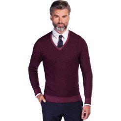 Sweter MANUELE SWTS000145. Swetry przez głowę męskie marki Giacomo Conti. Za 399.00 zł.