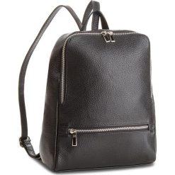 Plecak CREOLE - K10505  Czarny. Czarne plecaki damskie Creole, ze skóry. Za 259.00 zł.