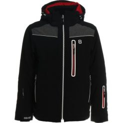 8848 Altitude ZAMSAR  Kurtka hardshell black. Kurtki i płaszcze dla chłopców 8848 Altitude, z hardshellu. W wyprzedaży za 683.10 zł.