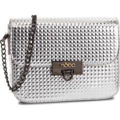 Torebka NOBO - NBAG-F0040-C022  Srebrny. Szare torebki do ręki damskie Nobo, ze skóry ekologicznej. W wyprzedaży za 119.00 zł.