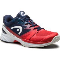Buty HEAD - Sprint Pro 2.0 273108  Red/Black Iris 070. Czerwone buty sportowe męskie Head, z materiału. Za 559.00 zł.