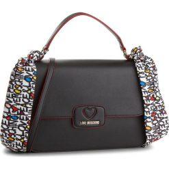 Torebka LOVE MOSCHINO - JC4250PP05KF0000  Nero. Czarne torby na ramię damskie Love Moschino. W wyprzedaży za 529.00 zł.