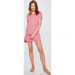 Lauren Ralph Lauren - Piżama. Szare piżamy damskie Lauren Ralph Lauren, z bawełny. Za 349.90 zł.