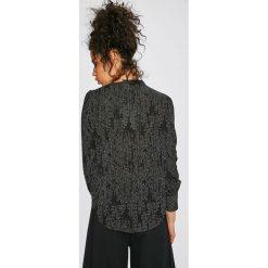 Vero Moda - Koszula Cate. Szare koszule damskie Vero Moda, z długim rękawem. W wyprzedaży za 79.90 zł.