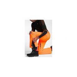 Spodnie narciarskie męskie SPMN250 - pomarańcz neon. Spodnie snowboardowe męskie marki WED'ZE. Za 599.99 zł.
