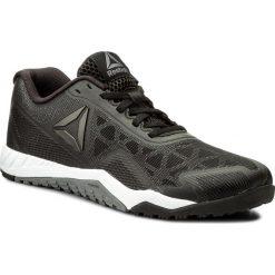 Buty Reebok - Ros Workout Tr 2.0 CN0971 Blacl/Alloy/White. Czarne obuwie sportowe damskie Reebok, z materiału. W wyprzedaży za 229.00 zł.