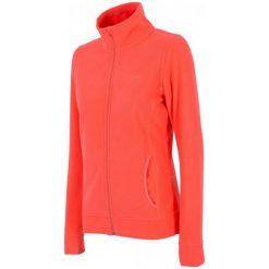 4F Damska Bluza H4Z17 pld001 Koralowy L. Pomarańczowe bluzy damskie 4f, z polaru. W wyprzedaży za 69.00 zł.