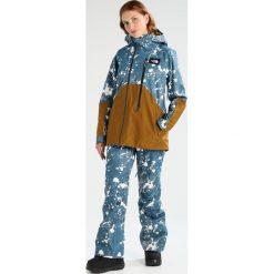 The North Face CARBON INS Kurtka snowboardowa blue. Kurtki sportowe damskie The North Face, z materiału. W wyprzedaży za 1,034.10 zł.