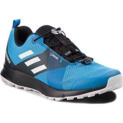 Buty adidas - Terrex Two Gtx GORE-TEX AC7878 Brblue/Greone/Cblack. Niebieskie buty sportowe męskie Adidas, z gore-texu. W wyprzedaży za 449.00 zł.