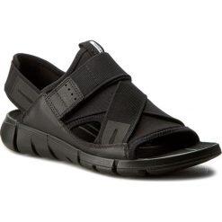 Sandały ECCO - Intrinsic Sandal 84200351052 Black/Black. Sandały damskie marki bonprix. Za 429.90 zł.