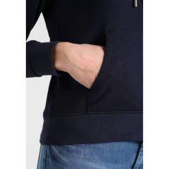 GANT FULL ZIP HOODIE Bluza rozpinana evening blue. Bluzy dla dziewczynek GANT, z bawełny. Za 629.00 zł.