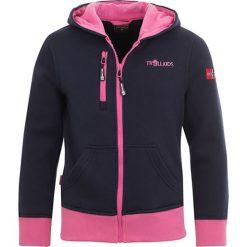 """Bluza """"Oslo"""" w kolorze granatowo-różowym. Bluzy dla niemowląt Trollkids. W wyprzedaży za 69.95 zł."""