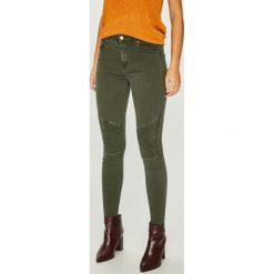 Answear - Jeansy. Szare jeansy damskie ANSWEAR. W wyprzedaży za 99.90 zł.