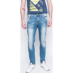 Mustang - Jeansy Frisco. Niebieskie jeansy męskie Mustang. W wyprzedaży za 159.90 zł.