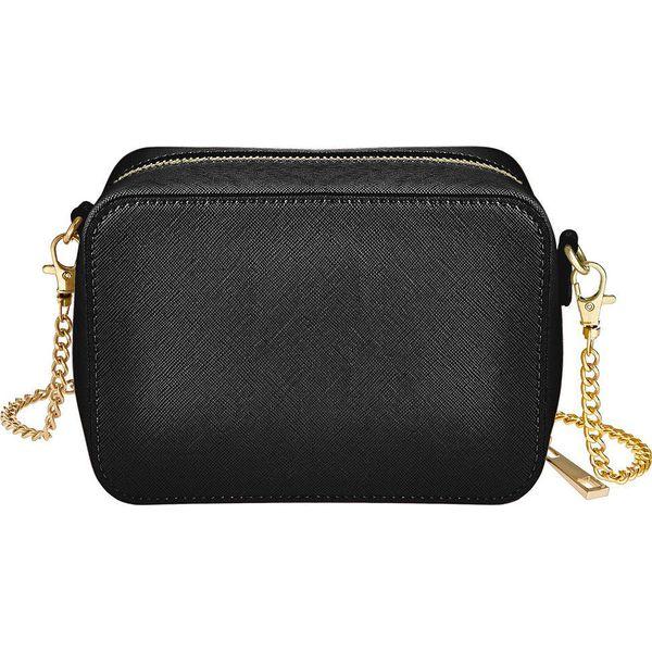 9f59ed925c366 Mała torebka na ramię bonprix czarny - Torby na ramię damskie marki ...