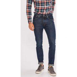 Levi's - Jeansy 501 Skinny. Brązowe jeansy męskie Levi's. Za 399.90 zł.