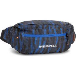 Saszetka nerka MERRELL - Rockford 2.0 JBF23876 402. Czarne saszetki męskie Merrell, z materiału, młodzieżowe. W wyprzedaży za 99.00 zł.